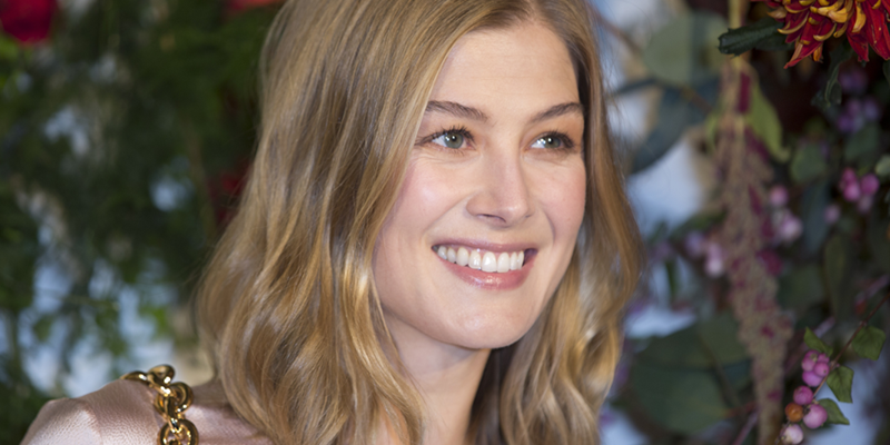 Gallery Updates: More stunning HQ Photos of Rosamund Pike.