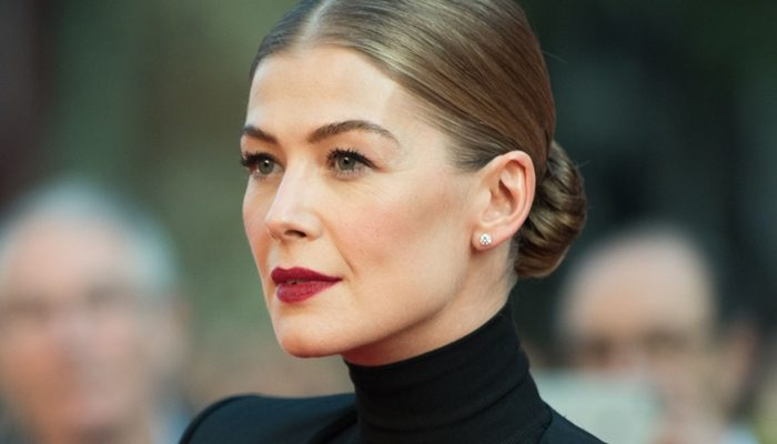 "Rosamund Pike Join Voice Cast of ""Watership Down"""