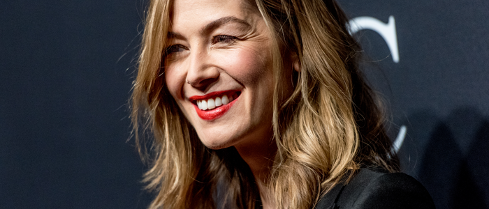IWC Schaffhausen Revolution: Conversation with Rosamund Pike.