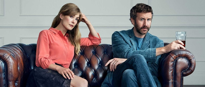 State of the Union: Rosamund Pike and Chris O'Dowd are nominated for the 2019 Emmy Award.