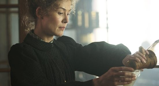 Press/Events: 'Radioactive' starring Rosamund Pike to be TIFF 2019 Closing Night Gala Presentation.